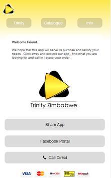 trinityzimbabwe poster