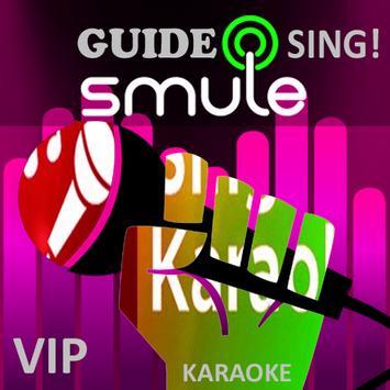 Guide Sing Karaoke Smule poster