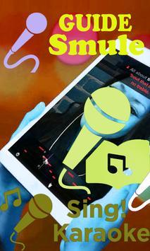 Guide Sing Karaoke Smule apk screenshot