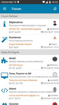 DLE.NET.TR Mobil poster