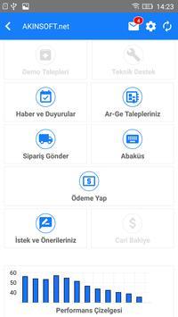 AKINSOFT.net apk screenshot
