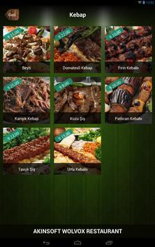 AKINSOFT Wolvox Restaurant apk screenshot