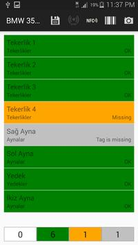 Point Tracking System apk screenshot