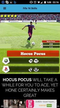 Trick & Skill Moves for FIFA16 apk screenshot