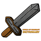 Dictionary World of Warcraft icon
