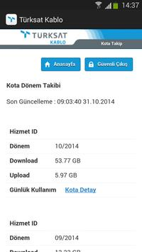Türksat Kablo apk screenshot