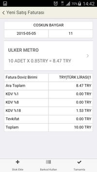 Veyron Türkçe Muhasebe Program apk screenshot
