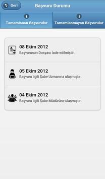 ÇSGB Yabancılar Uygulaması apk screenshot