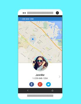 TrueID Caller & Gps Location apk screenshot