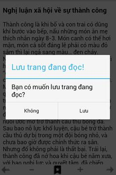 Van Mau tu lop 1 den 12 apk screenshot