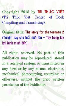 The story for the teenage 2 apk screenshot