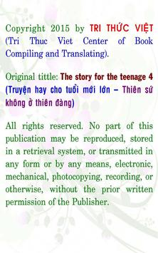 The story for the teenage 4 apk screenshot