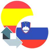 Traductor esloveno español icon