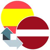 Traductor leton español icon