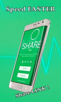 File Transfer Share Link Tips poster