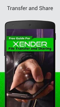 Pro Xender File Transfer Guide apk screenshot