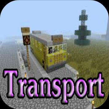 Transport for Minecraft poster