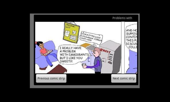 Sweety Comic Strip Lite apk screenshot
