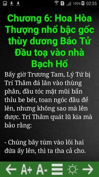 Truyện Thủy Hử - Thuy Hu apk screenshot