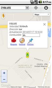 TSD Monitoreo apk screenshot