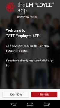 TSTT Employee APP apk screenshot