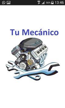 Tu Mecánico poster