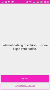 Tutorial Hijab Segi Empat apk screenshot