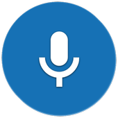 Text by Voice icon