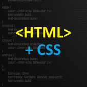 HTML+CSS Helper Lite icon