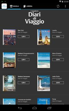 Diari di viaggio: i quaderni poster