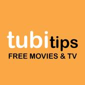 Free tv tubi shows tips icon