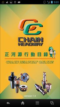 Chain-Headway Catalog poster