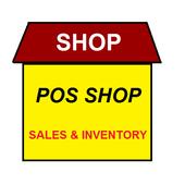 POS SHOP SALES & INVENTORY icon