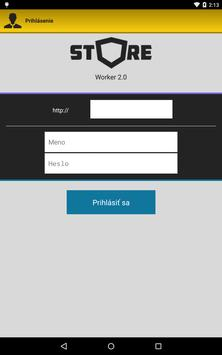 Store Worker apk screenshot