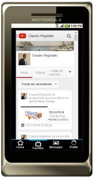 bocachicatv apk screenshot