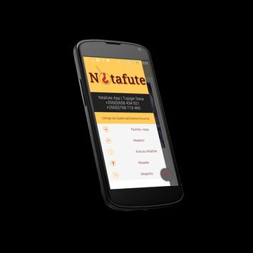 NitafuteApp. apk screenshot