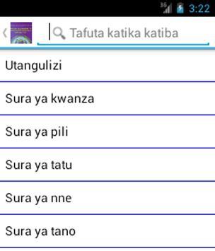 Katiba ya Tanzania apk screenshot