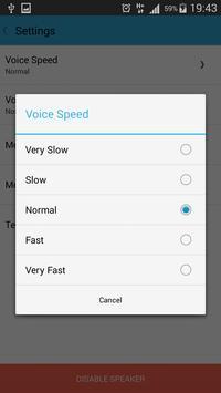 Wake Call,Caller Name Speaker apk screenshot