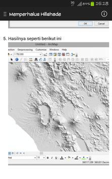 ArcGIS Tutorial - Hillshade apk screenshot