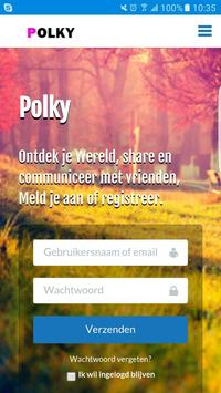 Polky poster