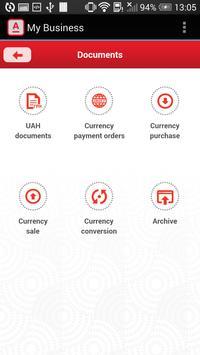 My Business Alfa-Bank Ukraine apk screenshot