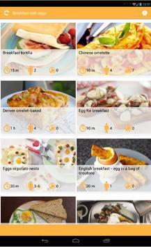 100+ Recipes Breakfast apk screenshot