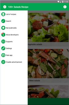 100+ Recipes Salads apk screenshot