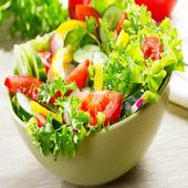 Рецепты салатов с фото icon