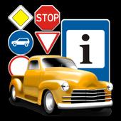 Driver Info ПДР Україна icon