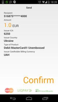 MoneySend apk screenshot