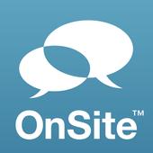 OnSite Dialog icon