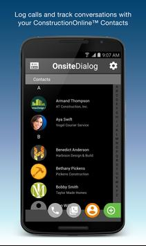 OnSite Dialog poster