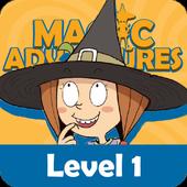 Magic Adventures 1 Comic Books icon