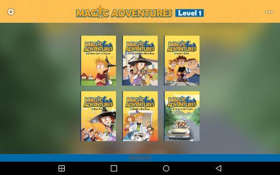 Magic Adventures 1 Comic Books poster